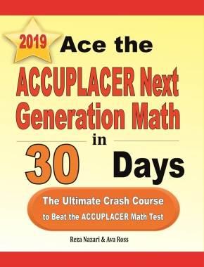 ACCUPLACER Next Generation Math - Effortless Math