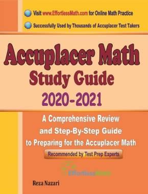 Accuplacer Math Worksheets - Effortless Math