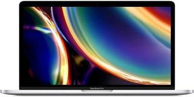 This image has an empty alt attribute; its file name is 2020-Apple-MacBook-Pro-with-Intel-Processor-13-inch-16GB-RAM-512GB-SSD-Storage-Silver-1.jpg
