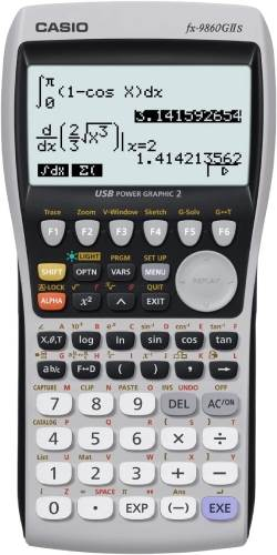 This image has an empty alt attribute; its file name is casio-FX-9860-GII-Programmable-Calculator.jpg